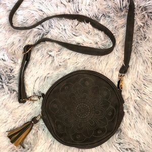 Cross Body Circle Purse
